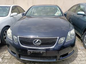 Lexus GS 2007 350 Blue | Cars for sale in Lagos State, Ikeja