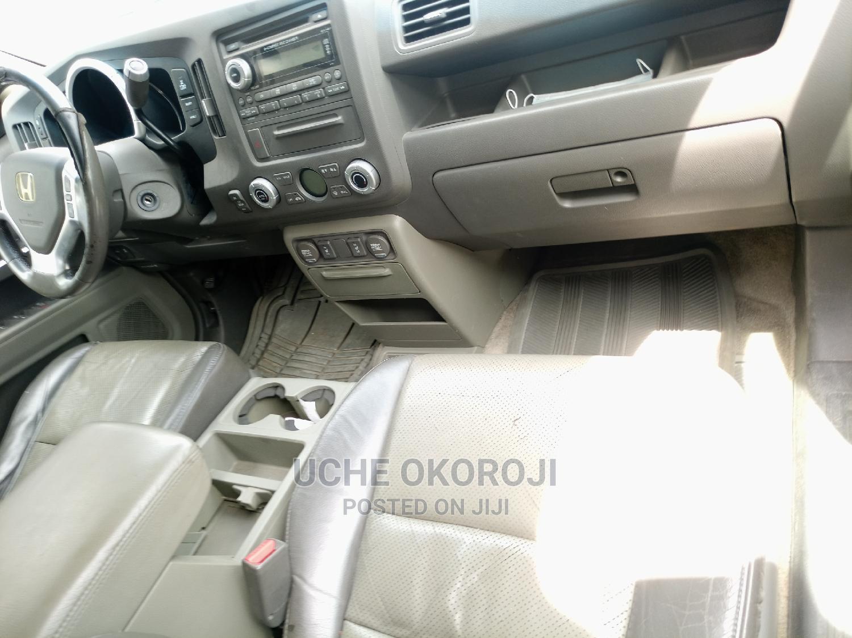 Honda Ridgeline 2006 Green | Cars for sale in Ikeja, Lagos State, Nigeria