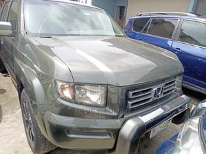 Honda Ridgeline 2006 Green | Cars for sale in Lagos State, Ikeja