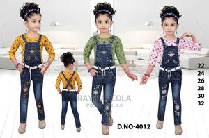 Dungarees. For Kids   Children's Clothing for sale in Abuja (FCT) State, Lugbe District