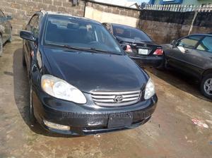 Toyota Corolla 2004 S Black | Cars for sale in Edo State, Benin City