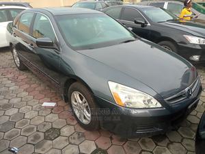 Honda Accord 2007 Black   Cars for sale in Lagos State, Ikeja