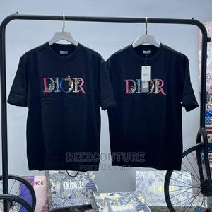 High Quality Dior T-Shirts for Men Available for Sale | Clothing for sale in Lagos State, Magodo