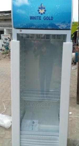 Single Door Shoecase Fridge With 1 Year Warranty | Store Equipment for sale in Lagos State, Lagos Island (Eko)