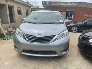 Toyota Sienna 2011 LE 7 Passenger Silver | Cars for sale in Lagos State, Magodo