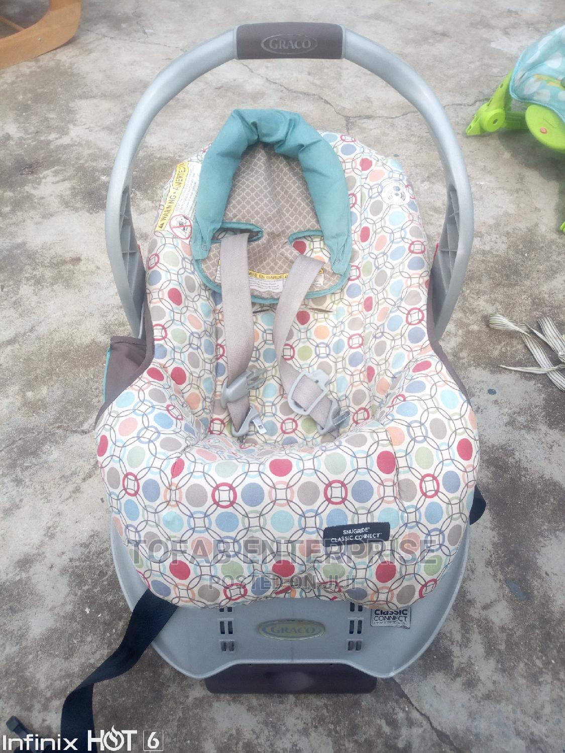 Baby Car Seat | Children's Gear & Safety for sale in Surulere, Lagos State, Nigeria
