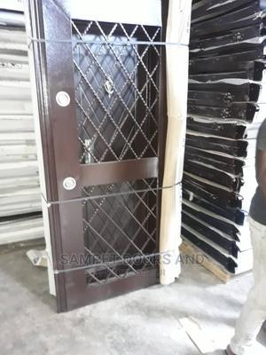 Turkey Security Door With Burglary | Doors for sale in Lagos State, Orile