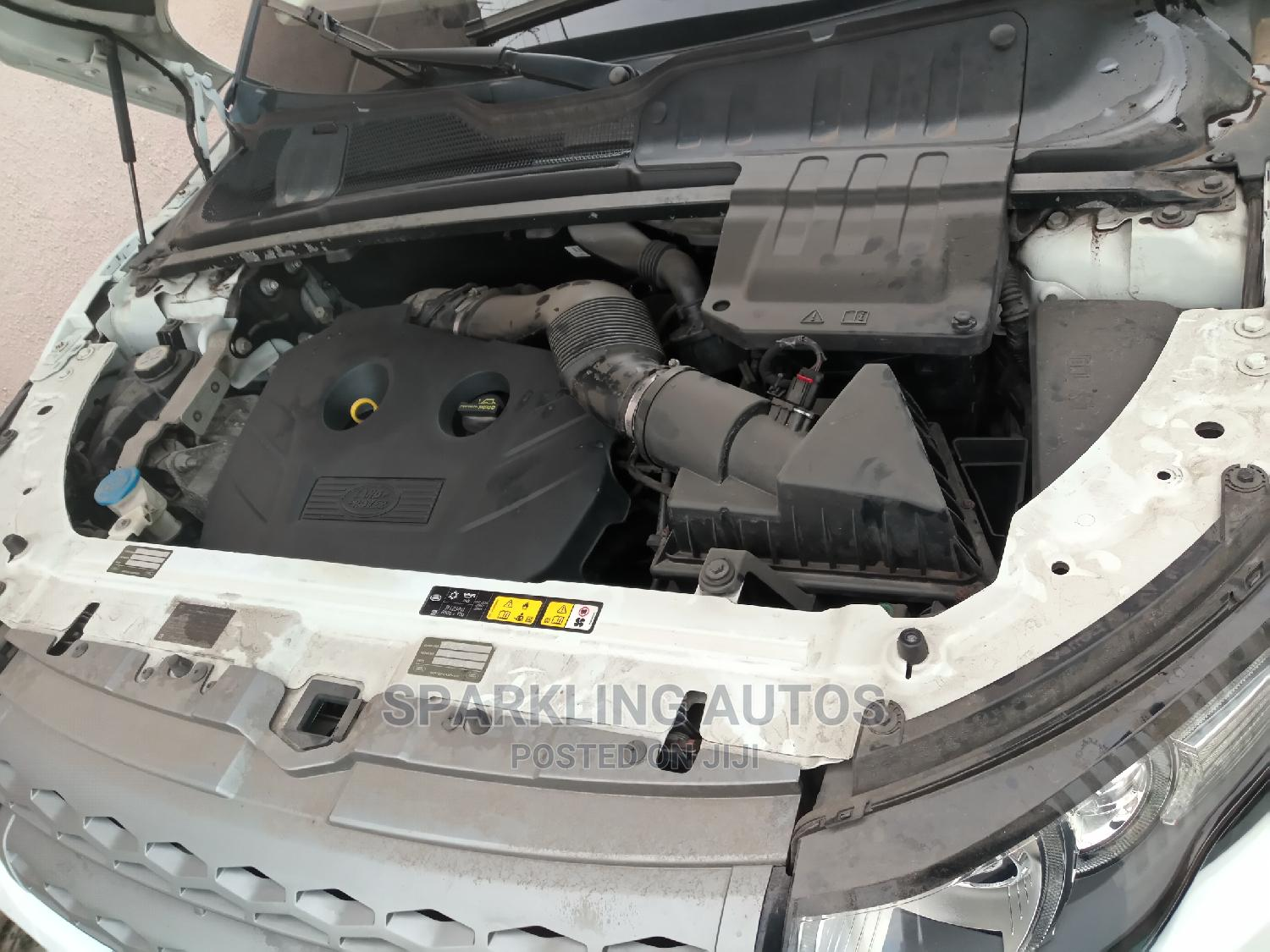 Land Rover Range Rover Evoque 2015 White   Cars for sale in Ikeja, Lagos State, Nigeria