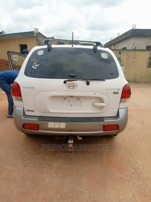 Hyundai Santa Fe 2006 3.5 Limited White | Cars for sale in Lagos State, Egbe Idimu