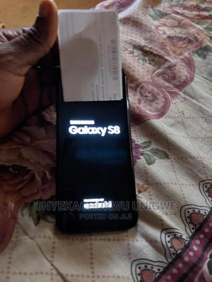 Samsung Galaxy S8 64 GB Black   Mobile Phones for sale in Anambra State, Nnewi