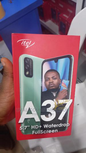 New Itel A37 16 GB Green | Mobile Phones for sale in Lagos State, Ikeja