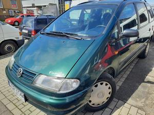 Volkswagen Sharan 2000 Blue | Cars for sale in Lagos State, Amuwo-Odofin
