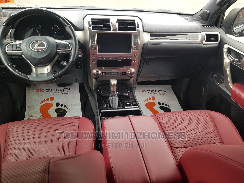 Lexus GX 2020 460 Luxury Black | Cars for sale in Ifako-Ijaiye, Lagos State, Nigeria