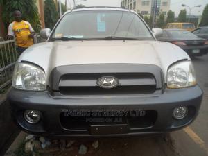 Hyundai Santa Fe 2005 Gray | Cars for sale in Lagos State, Ikeja