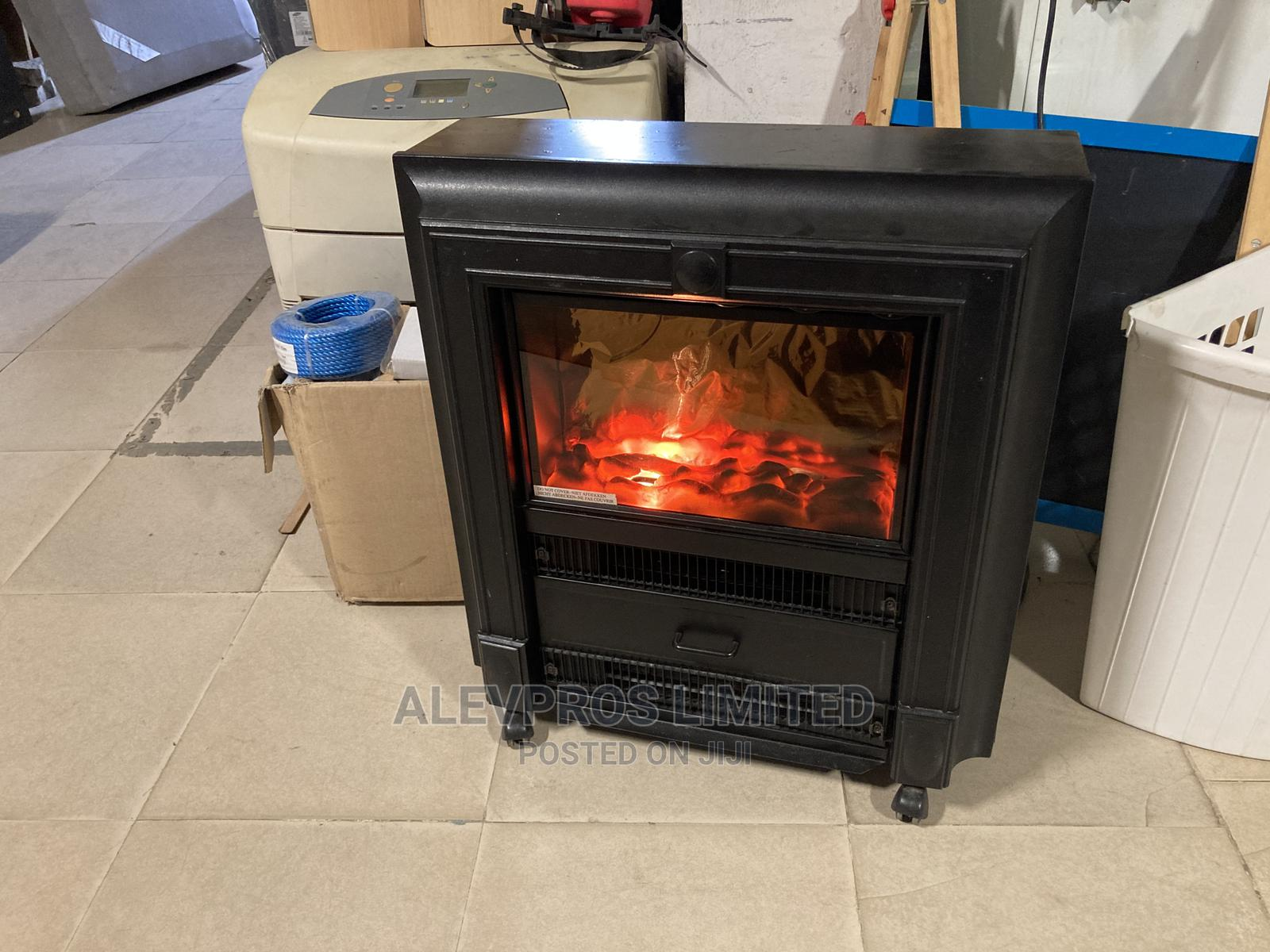 Indoor Fireplace Electric