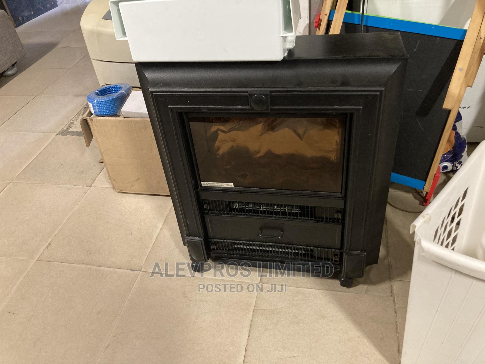 Indoor Fireplace Electric   Furniture for sale in Amuwo-Odofin, Lagos State, Nigeria