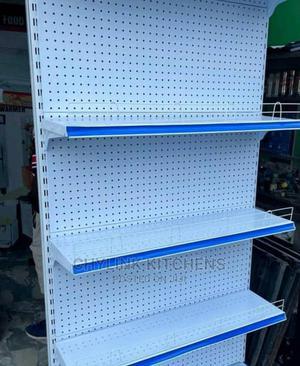 Single Side Supermarket Shelfs | Restaurant & Catering Equipment for sale in Lagos State, Alimosho