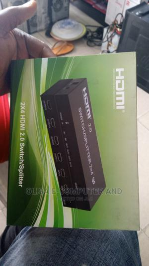 Hdmi Splitter and Switcher | Computer Accessories  for sale in Rivers State, Port-Harcourt