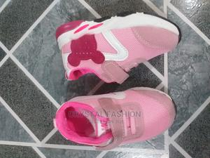 Pink Lovers Cuty Canvas for Your Lovely Kid   Children's Shoes for sale in Lagos State, Isolo