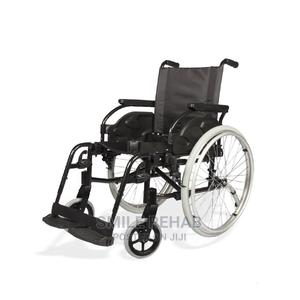 Adult Manual Wheelchair | Medical Supplies & Equipment for sale in Abuja (FCT) State, Lokogoma