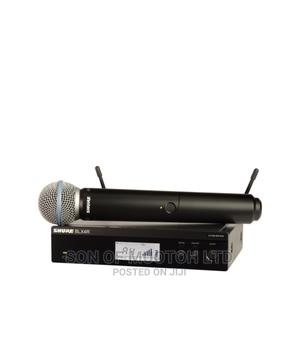 Shure BLX24R/PG58 Wireless Rack-Mount Vocal System With PG58   Audio & Music Equipment for sale in Lagos State, Ojo