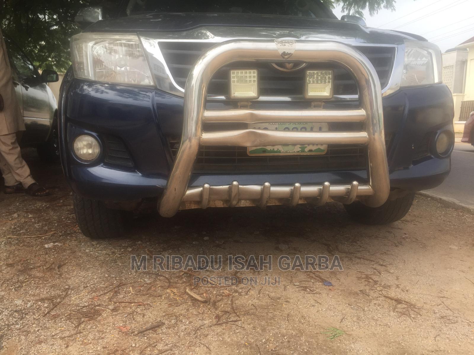 Archive: Toyota Hilux 2012 2.7 VVT-i 4X4 SRX Blue