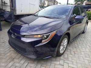 Toyota Corolla 2020 LE Blue   Cars for sale in Lagos State, Yaba