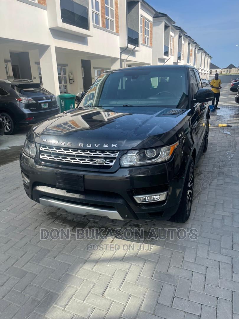 Land Rover Range Rover Evoque 2014 Black