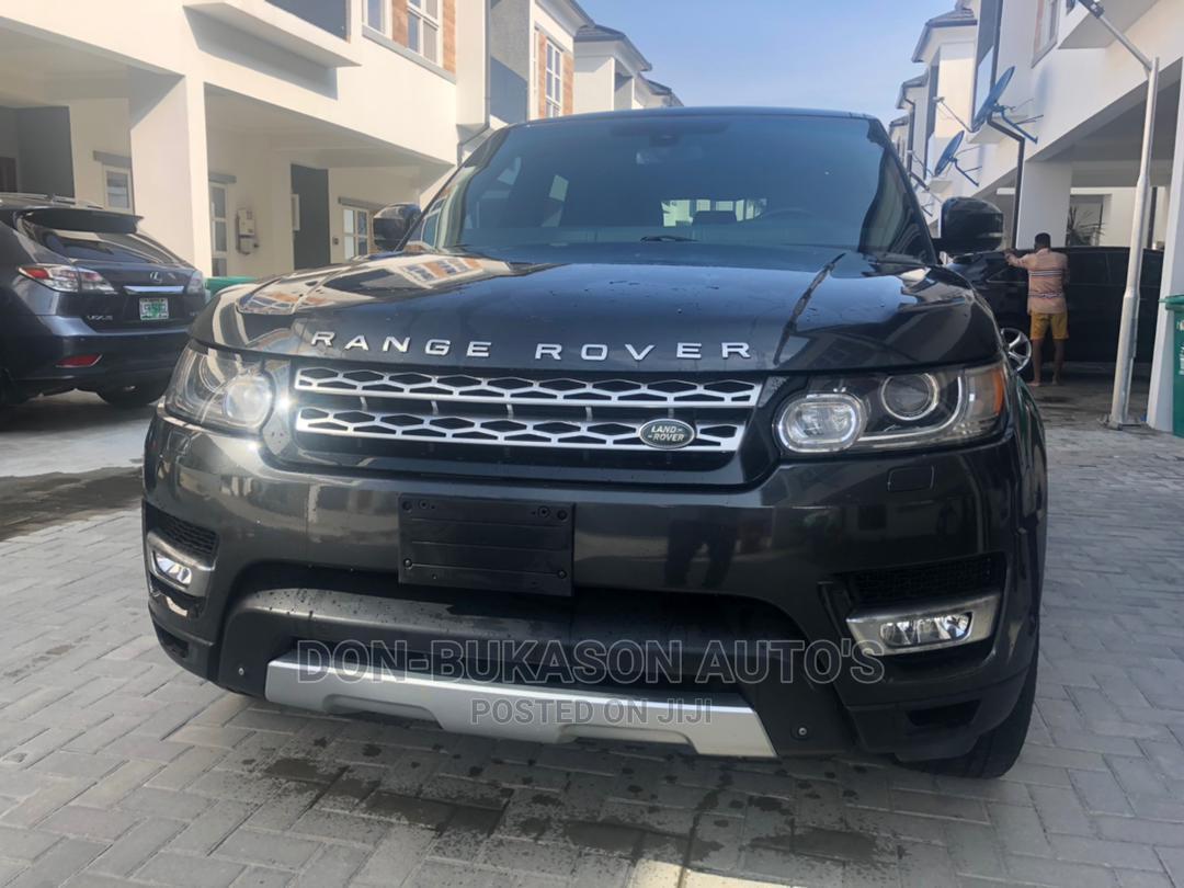 Land Rover Range Rover Evoque 2014 Black | Cars for sale in Lekki, Lagos State, Nigeria
