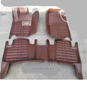 Mercedes Benz ML 350 Crocodile Skin 3d Customised Floor Mat | Vehicle Parts & Accessories for sale in Lagos State, Ojo