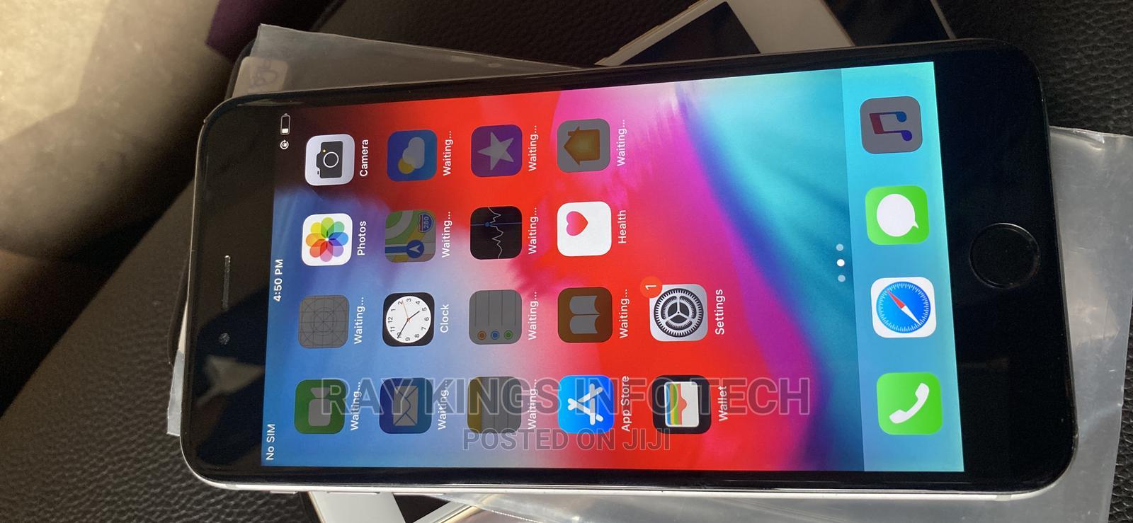 Apple iPhone 6 Plus 64 GB Gray | Mobile Phones for sale in Benin City, Edo State, Nigeria