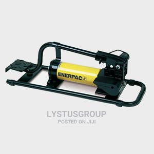 Enerpac P-392ff 2speed Lightweight Hydraulic Foot Pump | Hand Tools for sale in Rivers State, Port-Harcourt