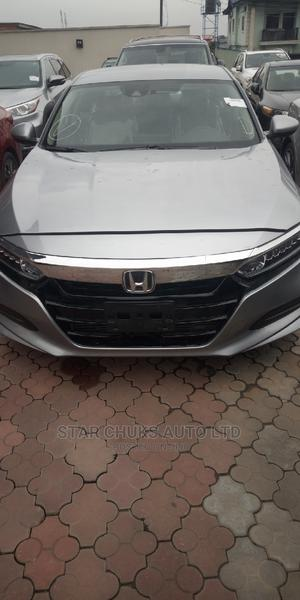 Honda Accord 2018 EX-L 2.0T Gray   Cars for sale in Lagos State, Mushin