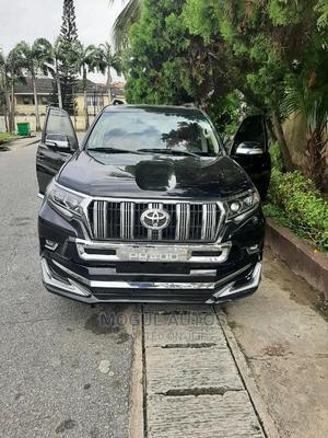 Toyota Land Cruiser Prado 2021 Black | Cars for sale in Lagos State, Ikeja