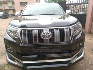 New Toyota Land Cruiser Prado 2019 2.8 Black | Cars for sale in Lagos State, Ikeja