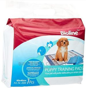 Bioline Puppy Training Pads | Pet's Accessories for sale in Lagos State, Abule Egba