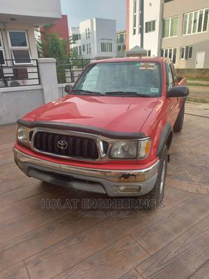 Toyota Tacoma 2004 Red | Cars for sale in Lagos State, Ojodu