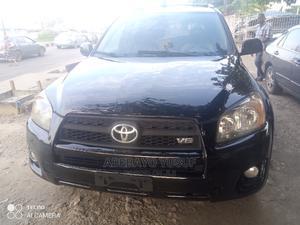 Toyota RAV4 2009 Sport V6 4x4 Black | Cars for sale in Lagos State, Surulere