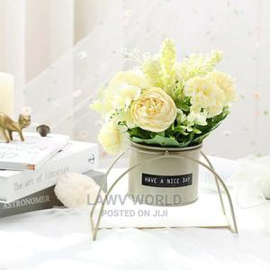 Flower With Stand   Home Accessories for sale in Lagos State, Lagos Island (Eko)