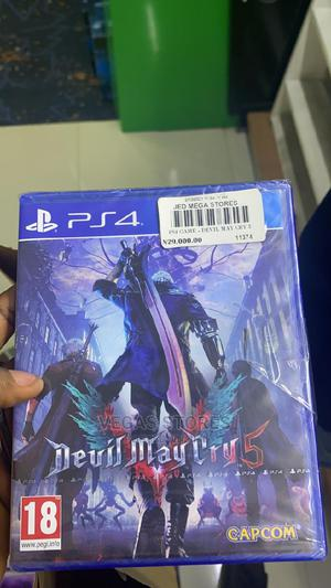 Ps4 Devil May Cry 5 | Video Games for sale in Lagos State, Ikeja
