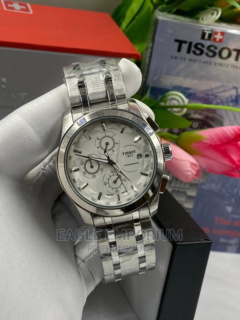 Archive: Tissot Wristwatch for Men
