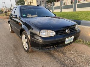 Volkswagen Golf 2002 1.8 T GTI Black   Cars for sale in Abuja (FCT) State, Jabi