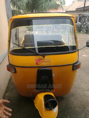 Motorcycle 2018 Yellow   Motorcycles & Scooters for sale in Benue State, Gboko
