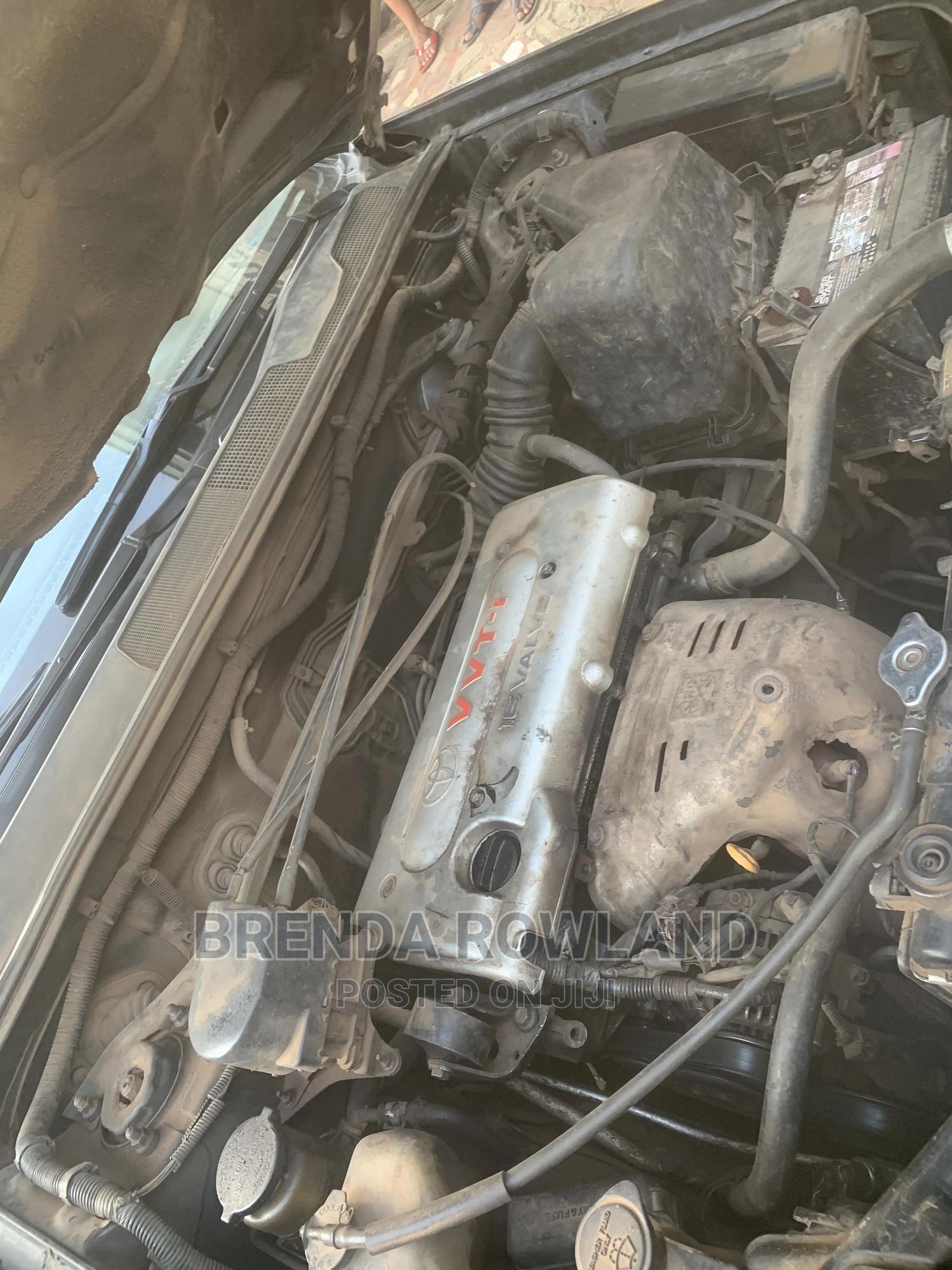 Archive: Toyota Highlander 2004 Limited V6 FWD Black