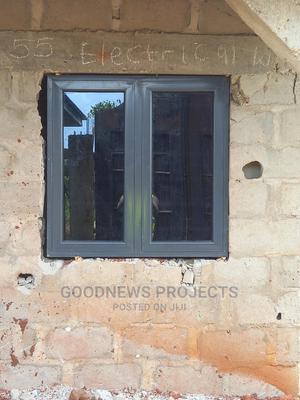 Grey Casement Window | Windows for sale in Lagos State, Agege