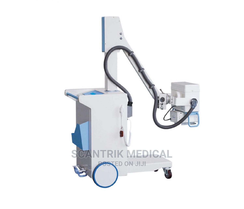 Medical Mobile X-Ray Equipment, Portable X Ray Machine