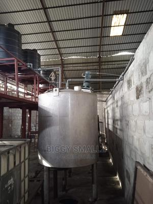Industrial Stainless Steel Mixers With Stirrers | Manufacturing Equipment for sale in Delta State, Warri