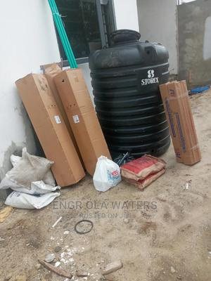 2000 Litres Per Hour Water Tank | Plumbing & Water Supply for sale in Lagos State, Lekki
