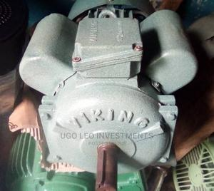 Original 5hp Single Phase Electric Motor | Manufacturing Equipment for sale in Lagos State, Badagry