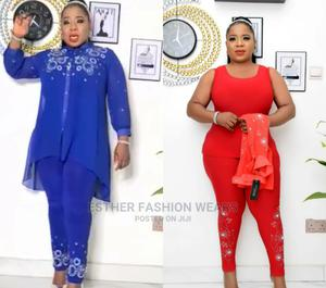 Quality Turkey Female Jumpsuit With Jacket | Clothing for sale in Lagos State, Ikeja